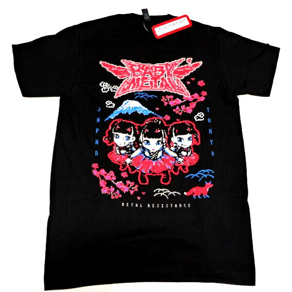 トップス, Tシャツ・カットソー BABYMETAL BABYMETAL WINGS T 2