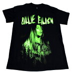 /BILLIE EILISH ビリー・アイリッシュBILLIE EILISH オフィシャル バンドTシャツ / 2枚までメール便対応可 / あす対応