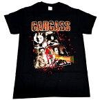 /CARCASS カーカスNECROTICISM2 オフィシャル バンドTシャツ / 2枚までメール便対応可
