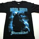 ☆☆☆【2枚までメール便対応可】DIMMU BORGIR ディム・ボガーSTORM BLAST オフィシャル バンドTシャツ