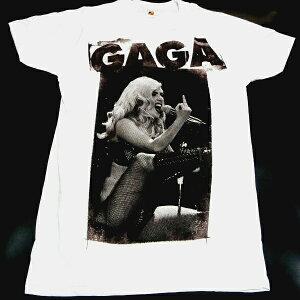 新入荷!レディーガガのオフィシャルNEWレディースTシャツ!【2012年2月末日新入荷!】LADY GAG...
