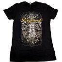/NIGHTWISH ナイトウィッシュENDLESS FORMS TOUR BABYDOLLレディースオフィシャルバンドTシャツ / 2枚までメール便対応可 / あす楽対応