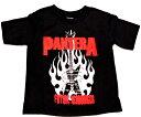 /PANTERA パンテラFUTURE HEADBANGER TODDLER オフィシャルバンドベビーTシャツよちよち歩き(幼児)オフィシャルバンドTシャツ / 2枚までメール便対応可 / 子供服