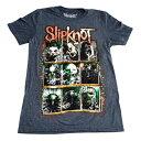 /SLIPKNOT スリップノットWINDOW オフィシャル バンドTシャツ / 2枚までメール便対応可 / あす楽対応