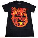 /SLIPKNOT スリップノットWE ARE NOT YOUR KIND FIRE オフィシャル バンドTシャツ / 2枚までメール便対応可 / あす楽対応