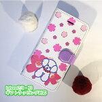桜popスマホケースiphone