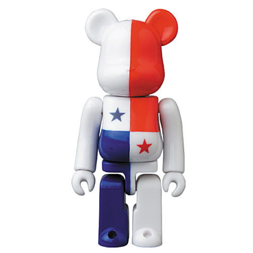 コレクション, フィギュア BERBRICK SERIES 40 40 FLAG PANAMA