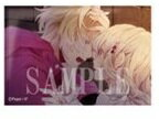 DIABOLIK LOVERS DARK FATE スクエア缶バッジ 無神 コウ 単品 缶バッジ アニ☆マルシェ2015冬 限定 ディアボリック ラヴァーズ《ポスト投函 配送可》画像