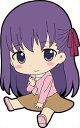 Fate/stay night UBW vol.2 ぺたん娘トレーディングラバーストラップ 間桐 桜 単品