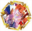 Fate/EXTELLA トレーディングアクリルバッジ ネロ・クラウディウス&玉藻の前 単品 Fate
