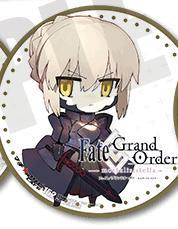 【非売品】マチアソビカフェ Fate/Grand Order モルターリス:ステラ コラボレーションカフェ アルトリア・ペンドラゴン セイバー オルタ コースター マチアソビカフェ限定特典