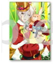【新品】アイドリッシュセブン 1st Anniversary スクエア缶バッジ クリスマスver. 九条 天 缶バッジ