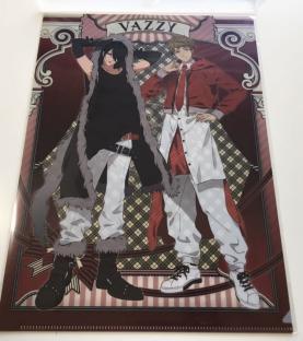 ファイル・バインダー, クリアケース・クリアファイル  TSUKIPURO SHOP IN HARAJUKU VAZZROCK VAZZY Fairy tale Collection