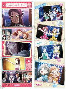 ラブライブ!サンシャイン!! ポス×ポスコレクション vol.2 桜内 梨子 & 想いよひとつになれ 単品