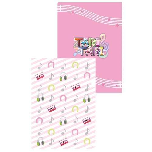 【新品】TARI TARI タリタリ クリアファイル ピンク画像