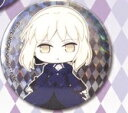劇場版 Fate/stay night Heaven's Feel トレーディングホログラム缶バッジ vol.2 セイバー オルタ アルトリア・ペンドラゴン 単品 缶バッジ