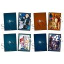 【新品】Fate/Grand Order カルデアボーイズコレクション2018 クリアファイル4枚セット Aセット クリアファイル AGF2018 アニメイトガールズフェスティバル 2018