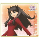 劇場版 Fate/stay night Heaven's Feel II.lost butterfly ミニ色紙 遠坂 凛 単品