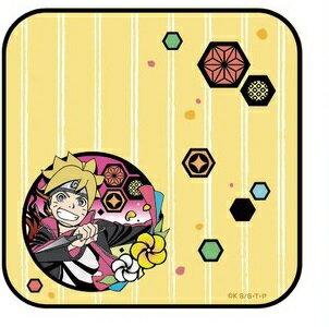 【新品】BORUTO ボルト NARUTO NEXT GENERATIONS 切り絵シリーズ ガーゼミニタオル うずまきボルト ジャンプショップ限定