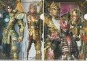 【新品】一番くじ 聖闘士星矢 LEGEND of SANCTUARY 2等 A4クリアファイルセット(2枚組) サガ&アイオロス/アイオリア&シャカ&ミロ