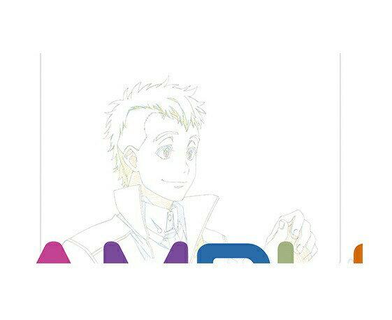 劇場版 SHIROBAKO 前売り 特典 第二弾 原画クリアファイル 高梨太郎 単品 クリアファイルのみ画像