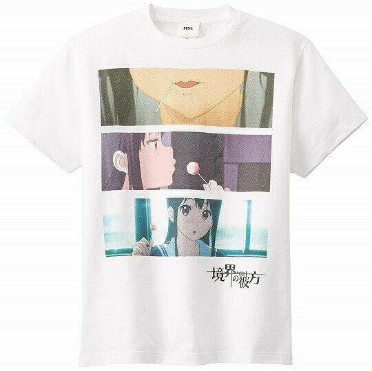 【新品】境界の彼方 フルグラフィックTシャツ 名瀬美月 ロリポップ XLサイズ画像