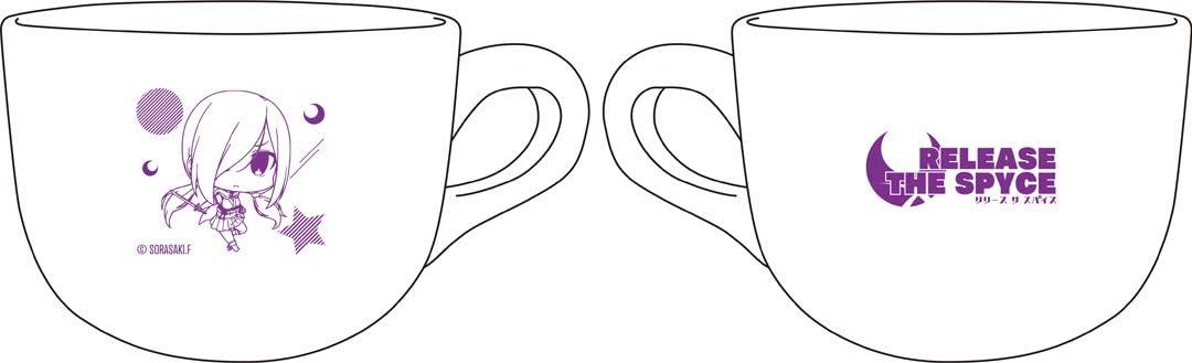 【新品】RELEASE THE SPYCE スープカップ(白) 門雪画像