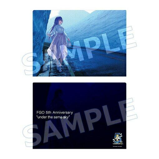 コレクション, その他 FateGrand Order 5th Anniversary under the same sky