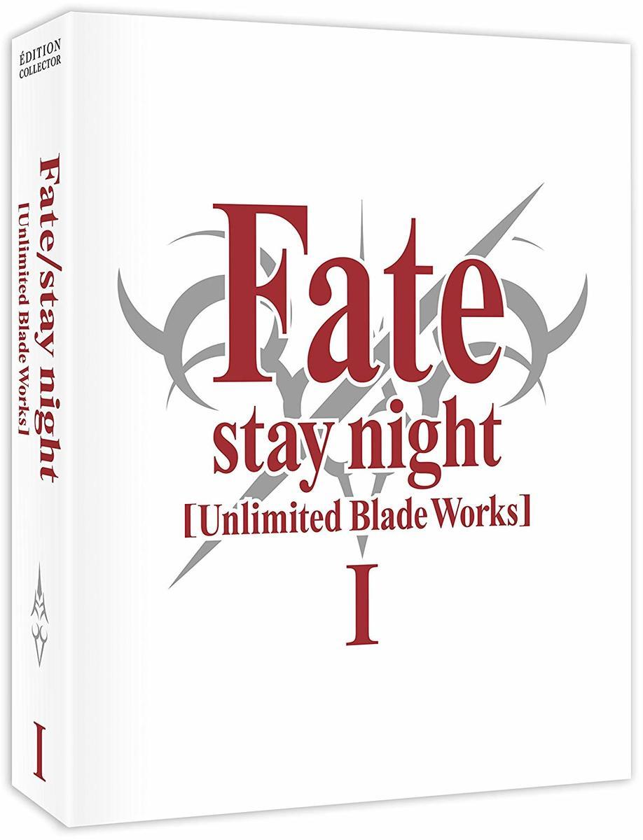 アニメ, TVアニメ Fatestay night Unlimited Blade Works DVD-BOX 12