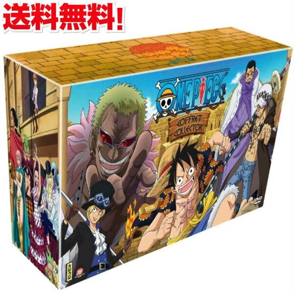 ワンピースTVシリーズパート5 版コレクターDVD-BOX(629話-750話)ONEPIECE尾田栄一郎週刊少年ジャンプ海