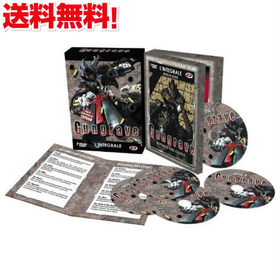 アニメ, TVアニメ  DVD-BOX TV GUNGRAVE