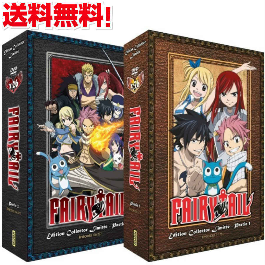 TVアニメ, 作品名・は行 FAIRY TAIL DVD-BOX TV 12