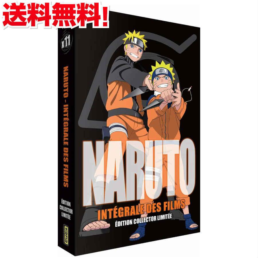 TVアニメ, 作品名・な行  DVD-BOX (11, 1020) NARUTO NEW