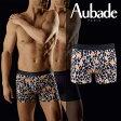 フランス【Aubade】オーバドゥAUBADE MENメンズボクサーFELINE&MARINE (XB53M)