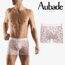 【50%オフ】【Aubade】オーバドゥAubade MEN(オーバドゥメン)メンズボクサー(XB73M)