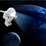 USBLEDライトフレキシブル携帯照明宇宙飛行士アストロノーツおもしろパソコングッズフィギュア人形かわいい05P29Jul16