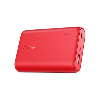 モバイルバッテリー Anker PowerCore 10000 (10000mAh 世界最小最軽量* 大容量 コンパクト モバイルバッテリー) iPhone / iPad / Xperia / Android各種スマホ対応 【急速充電技術PowerIQ搭載 / PSE認証済】2.4A出力 充電器・・・ 画像2