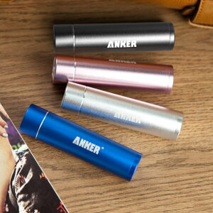 ★ANKER公式★【スマートフォン iPhone 充電器】【送料無料】Anker Astro Mini 3200mAh 超小型・スティックタイプ モバイルバッテリー 【PowerIQ搭載】【05P12Oct15】