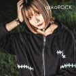 ankoROCK アンコロック チョーカー メンズ レディース ユニセックス ネックレス アクセサリー 黒 ブラック