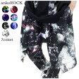 ankoROCK アンコロック スカート メンズ スカート レディース ラップスカート 宇宙柄 巻きスカート ギャラクシー 派手 スカート アシンメトリー アシメ