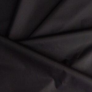 【在庫限り】【生地カット売り】【訳あり】【B反】【遮光100%】【完全遮光】【軽量暗幕】軽くて気密な遮光生地黒暗幕生地CTコーティングタフタ【1m単位】軽くてしっかり遮光