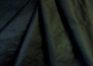 【在庫限り】【生地カット売り】【訳あり】【B反】【制電・防塵・撥水】【遮光2級】【気密・光沢・軽量】軽くて気密な遮光生地黒生地MTシレータフタ【1m単位】軽い雨ならばはじく撥水性と気密性と光沢あり。ダウンのコートやジャンバーに使用生地