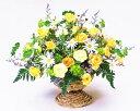 【あす楽16時まで受付】オレンジのバラとカーネーションのアレ