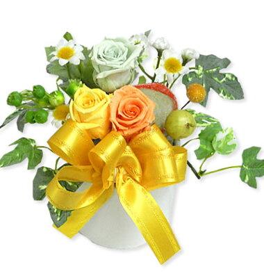 遅れてごめんね!父の日 ギフト【プリザーブドフラワー】【送料無料】ローズコレクションサンタモニカの風【花 ギフト】還暦祝い 誕生日