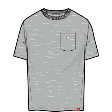 【期間限定プライスダウン】 【ゆうパケット配送】 ニューバランス ポケット Tシャツ MT01567-AG メンズ