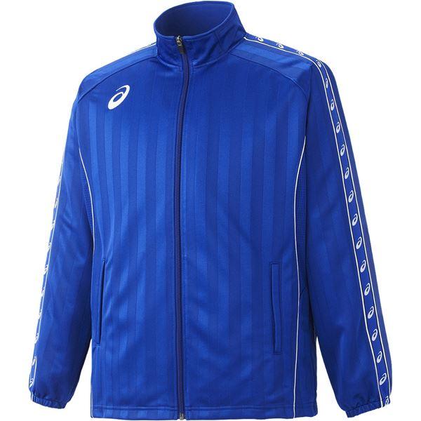 ◇アシックス サッカー ウオームアップジャケット メンズ XST169-45