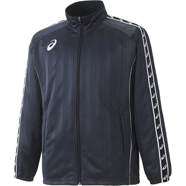 ◇アシックス サッカー ウオームアップジャケット メンズ XST169-90