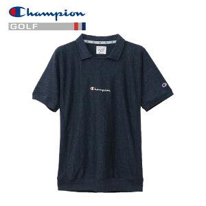 チャンピオン ポロシャツ リバースウィーブガゼット ゴルフ C3-PG312-370 メンズ 19SS
