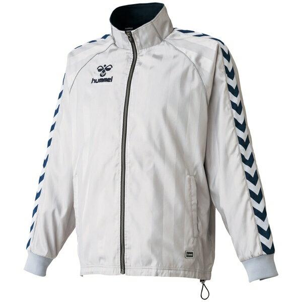 ○15FW hummel(ヒュンメル) ウインドブレーカージャケット HAW2054-95 メンズ