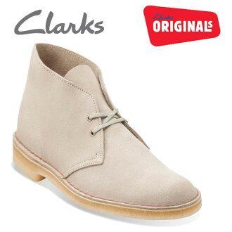 ★ (Clarks) Clarks 沙漠引導的沙漠靴沙 26107881
